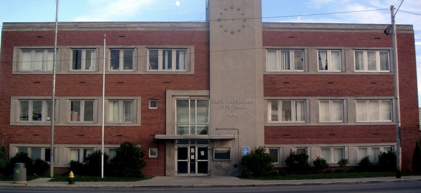 East Cleveland City Hall