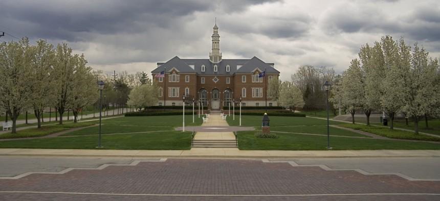 Carmel, Indiana City Hall