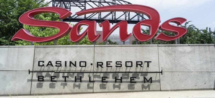 The Sands Casino and Resort in Bethlehem, Pennsylvania