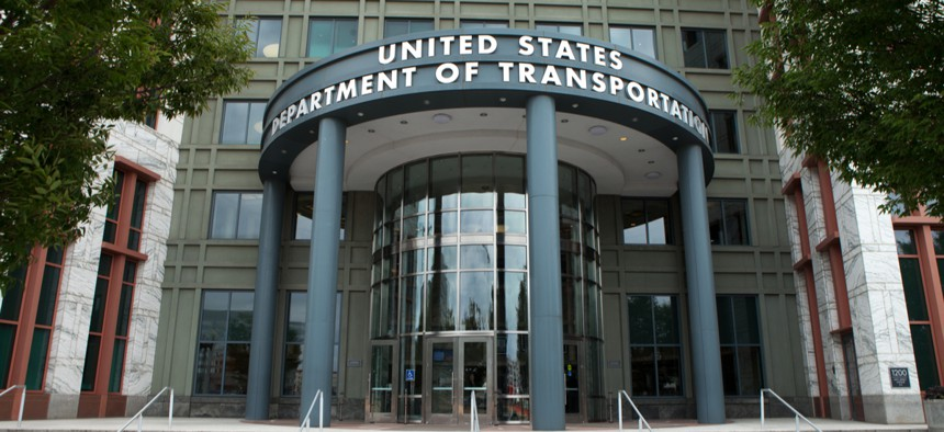The U.S. Department of Transportation headquarters in Washington, D.C.
