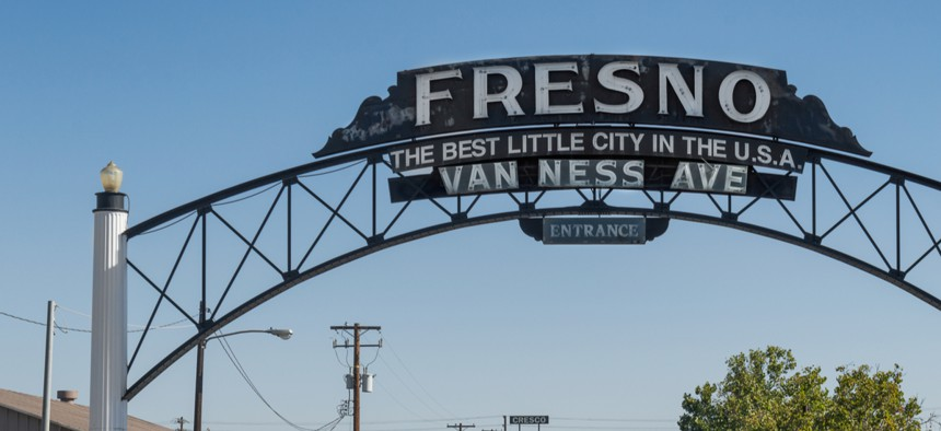 Welcome to Fresno