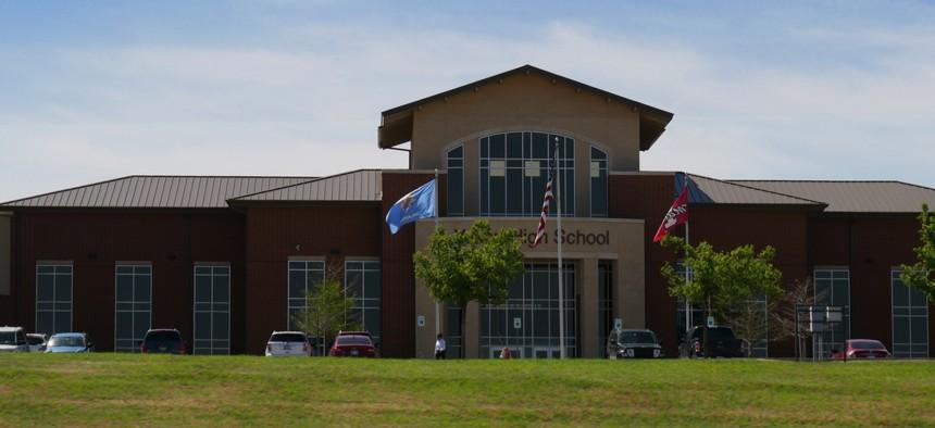 Yukon High School in Yukon, Oklahoma