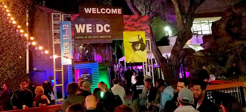The WeDC House in Austin, Texas