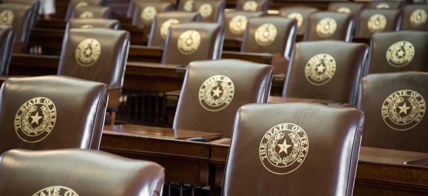 The Texas House of Representatives