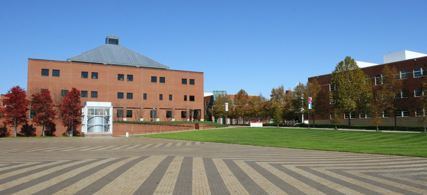 North Carolina State University in Raleigh