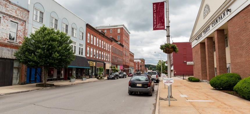 Elkins, West Virginia