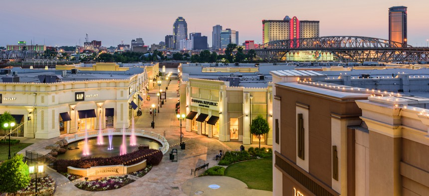 Shreveport, Louisiana isn't the worst-connected city, but is pretty close, according to a National Digital Inclusion Alliance analysis.