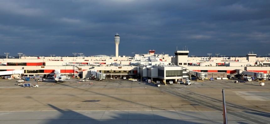Atlanta Hartsfield-Jackson International Airport