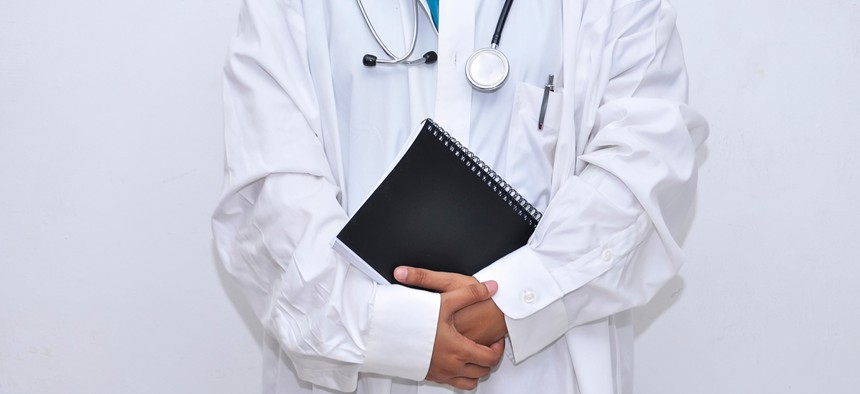 The website also contains information on health-care providers.