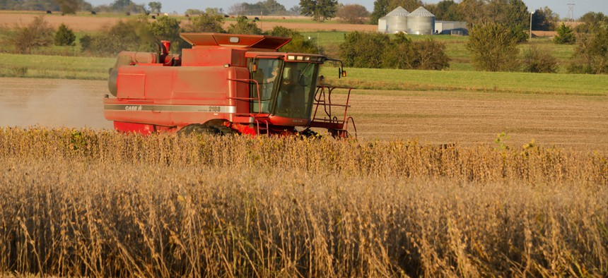 Eligible producers include soybean growers, one of the crops most affected by tariffs.