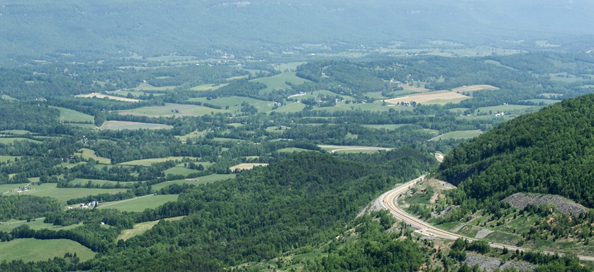 Sequatchie County, located in southeastern Tennessee, is part of the south-central Appalachian region.