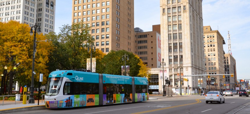 Proposals include more crosswalks in high-crash areas and upgrades to the city's bus fleet.