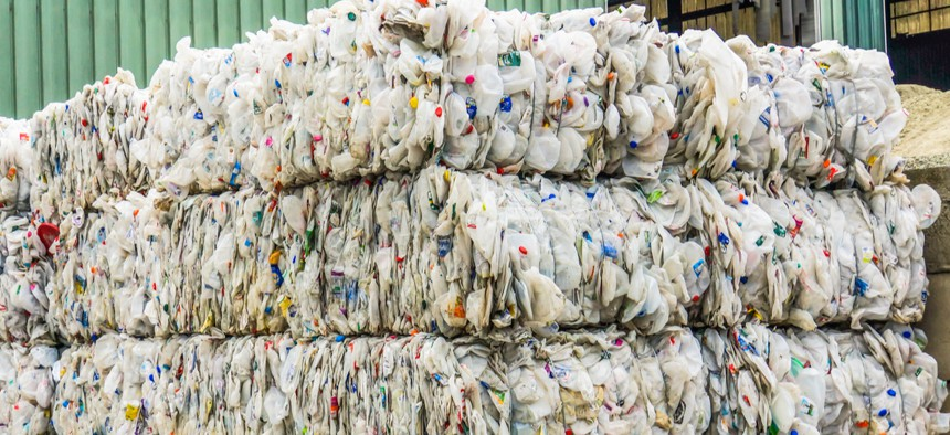 Strategies include separating recycling streams to minimize contamination.