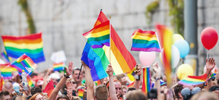 Ranking metrics include non-discrimination laws,  access for all genders to single-user public restrooms and protecting LGBTQ youth from bullying.