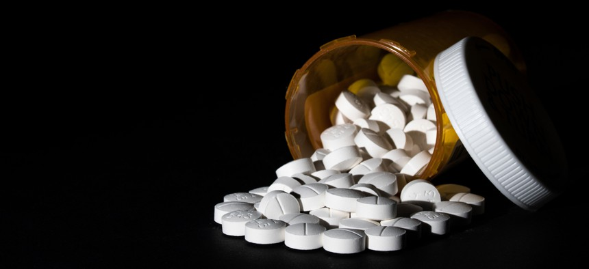 One in 37 hospitalizations in Pennsylvania last year was related to opioid abuse, researchers found.