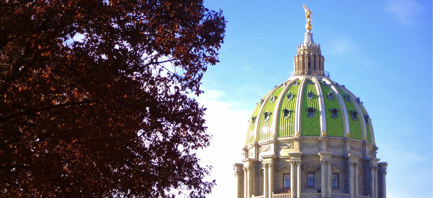 In Harrisburg, steps have been taken to nudge state agencies and local governments toward transparency.