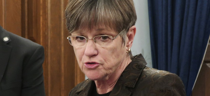 Kansas Gov.-elect Laura Kelly