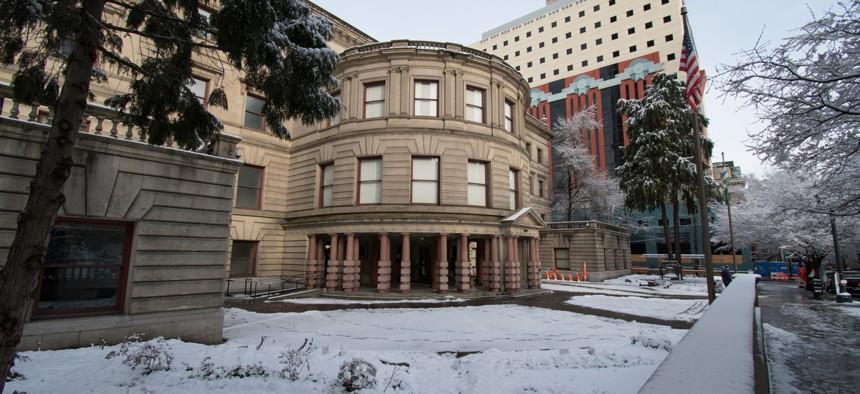 Portland, Oregon City Hall