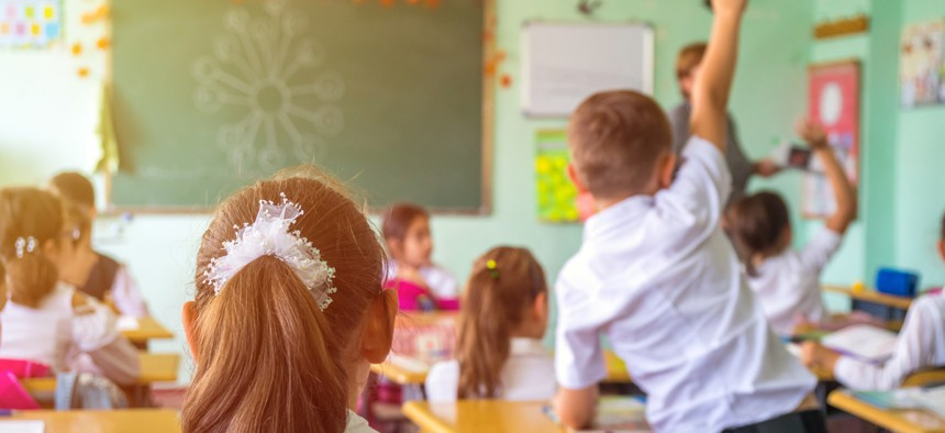 Researchers tracked more than 81,000 students who started kindergarten in 2012.