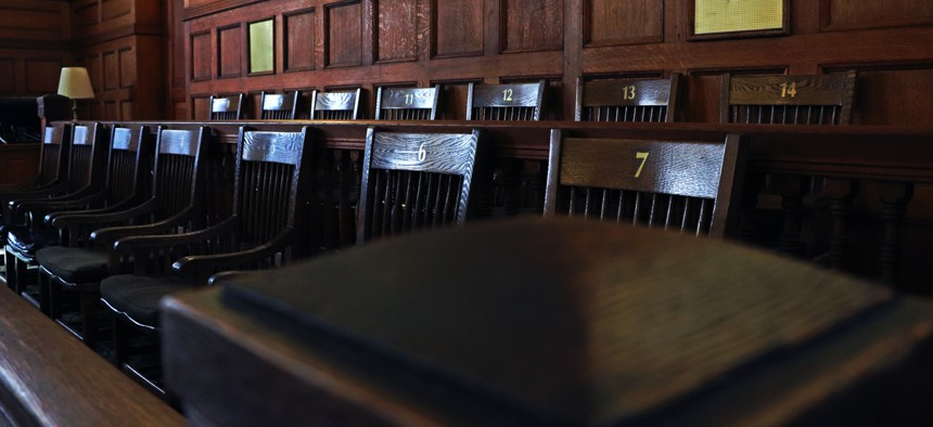 To be eligible for state funding, cases would have to have either multiple defendants or victims and be projected to cost more than 5 percent of a county's budget that year.