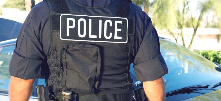 A new report by USA TODAY shows issues with police hiring.