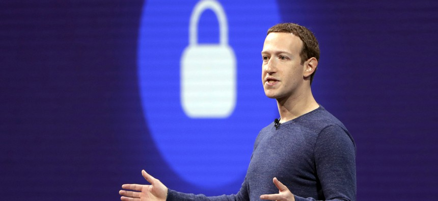 Facebook allows advertisers to target low-income Americans.