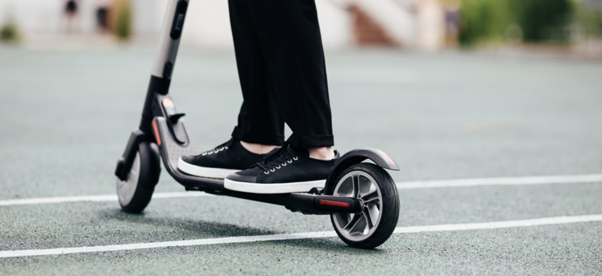 Scooters have quickly become the most popular form of micromobility, defined as app-based transportation that serves one user at a time.