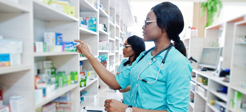 Prescription drug prices are the target of Maine legislation.