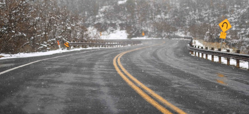 Improving safety when road conditions are bad is one way Utah officials believe connected vehicle technology could prove useful.