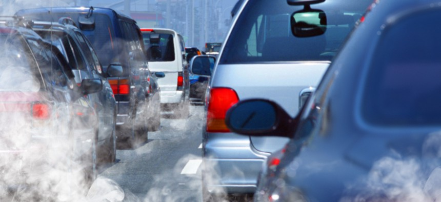 Vehicles emissions disproportionately impact communities of color.