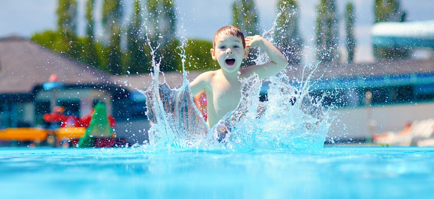 Child drowning rates have plummeted.