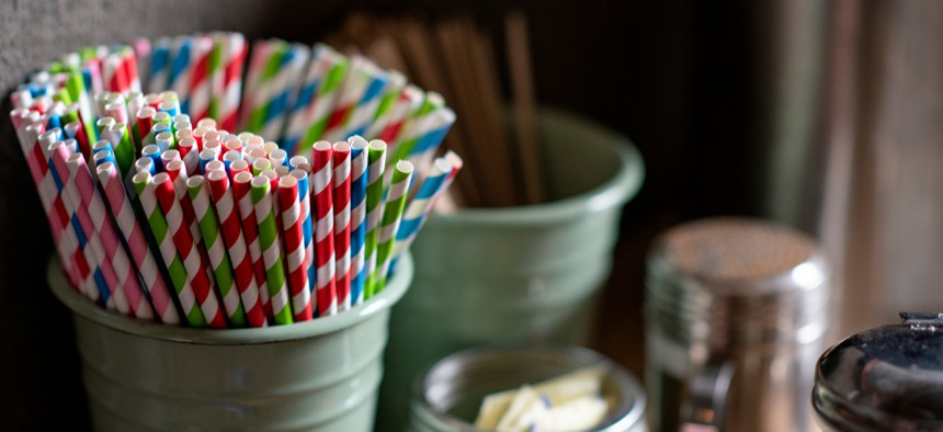 Paper straws are a crummy solution to a problem that need not exist in the first place.