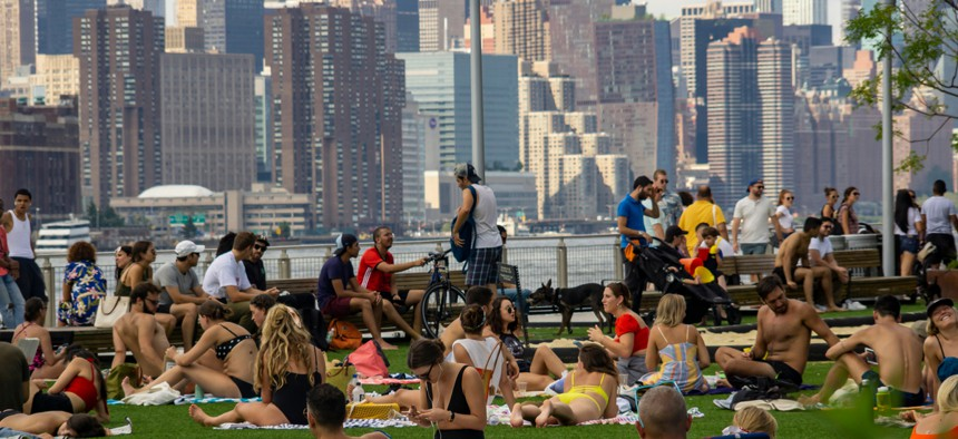 Millennials, especially those living in tough housing markets like New York, have been unable to recover fully from the recession.