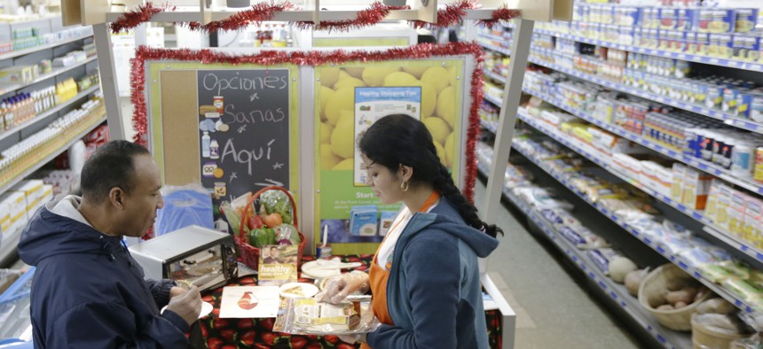 The food trust financed dozens of supermarket projects in Pennsylvania in 2004.