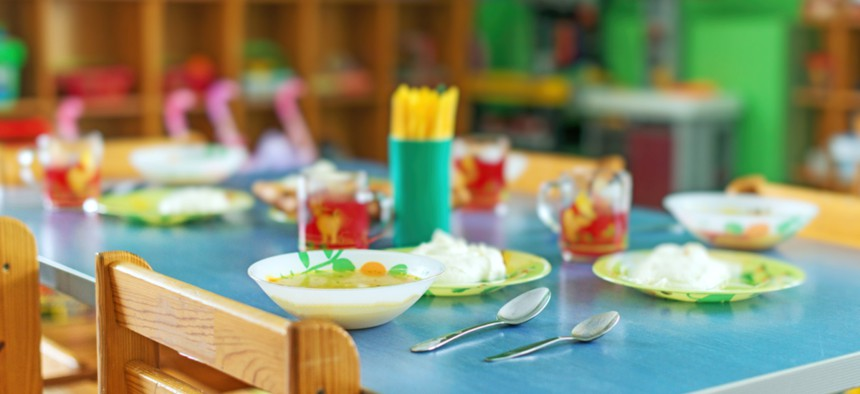 Participation in the free breakfast program spiked 60 percent after the meal was moved from the cafeteria to the classroom.