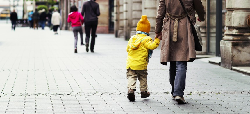 Children who grow up in walkable communities fare better economically.