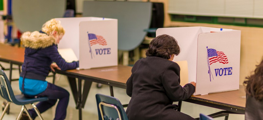 In Mississippi last week, a seamless performance by a new set of voting machines took place amid widespread anxiety about election integrity.