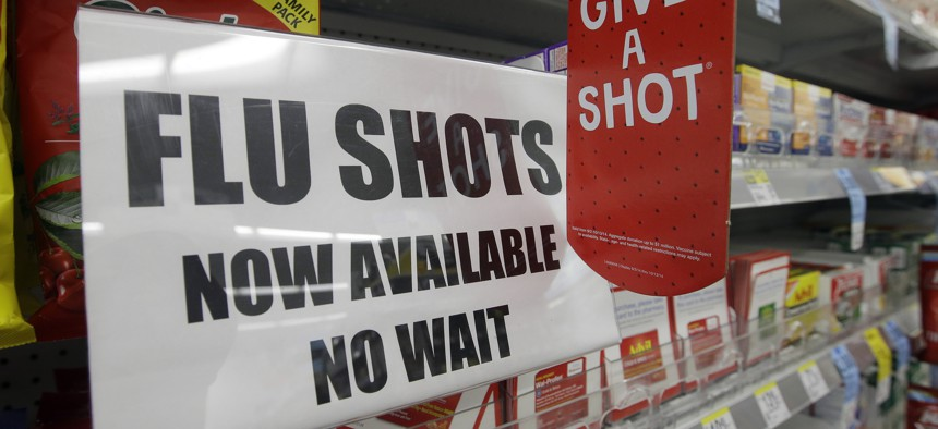 Public health officials recommend that nearly all people get the flu shot.