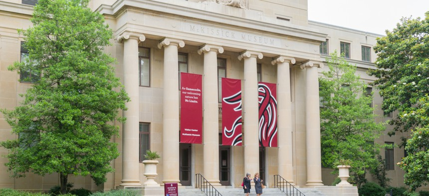University of South Carolina has expanded economic development opportunities in the last several years.