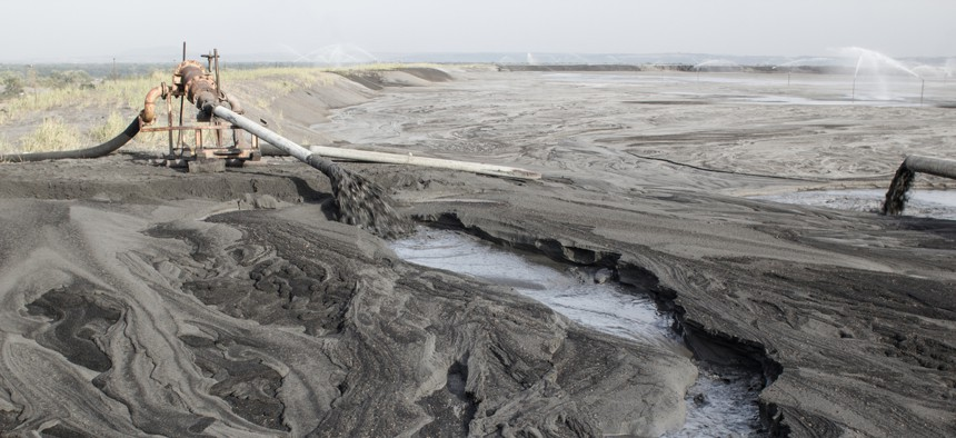 Each year the burning of coal at U.S. plants leaves behind about 130 million tons of ash, one of the largest sources of industrial waste in the country.