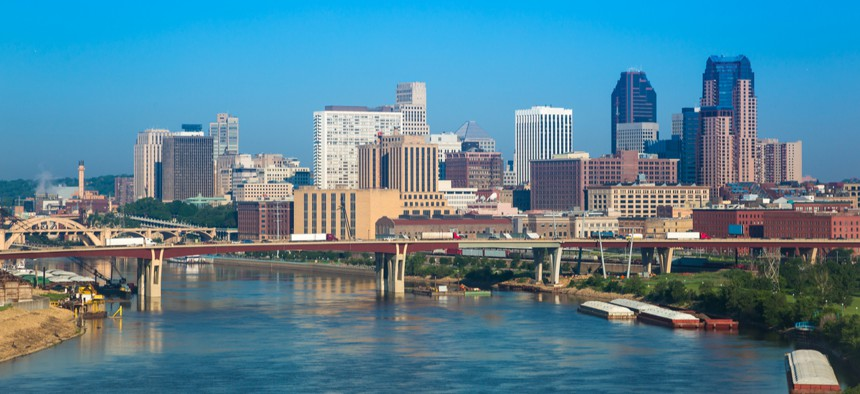 St. Paul, Minnesota, has made it a priority to empower residents struggling with finances.