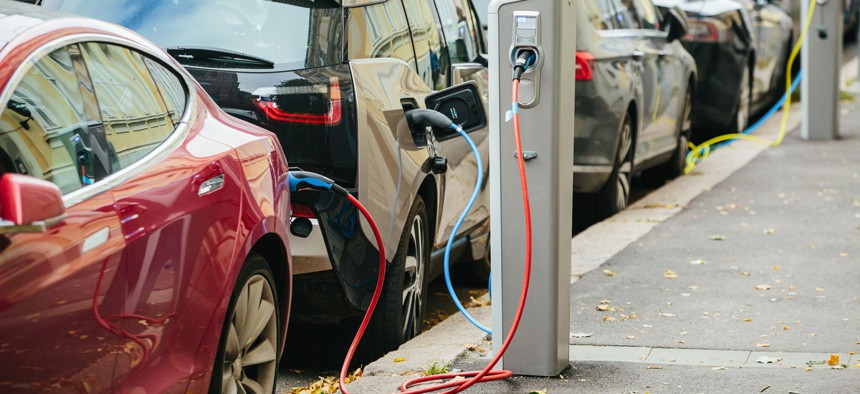 Since 2014, Massachusetts has allocated more than $31 million to the purchase of roughly 15,000 electric vehicles.