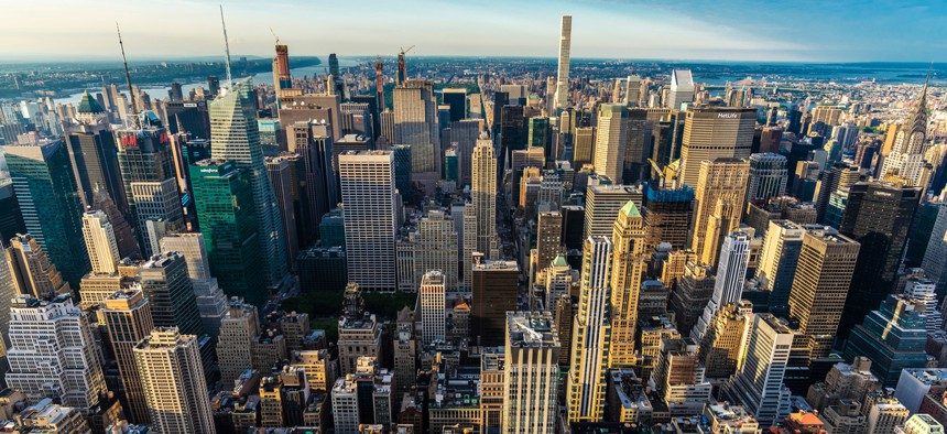 Today, nearly half of the Manhattan luxury-condo units that have come onto the market in the past five years are still unsold.