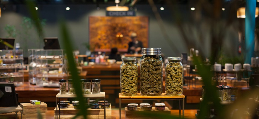 The cannabis industry has embraced organized labor.