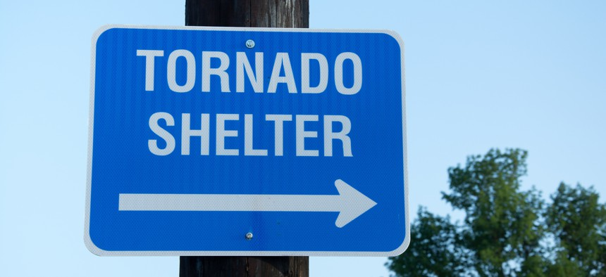 Towns started closing public shelters in Oklahoma a few years ago, to avoid the costs of making them tornado-safe. There was no mandate that municipalities keep them open.