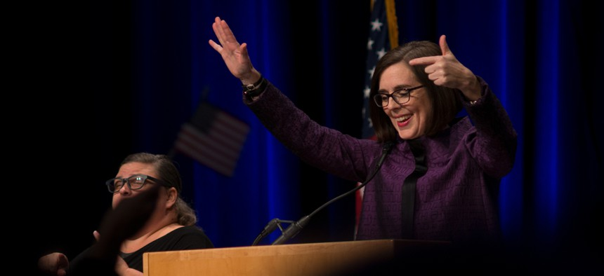 Between July 1, 2015, and Feb. 14, 2020, Oregon Gov. Kate Brown received 457 applications for executive clemency, which includes pardons, reprieves, remissions, and commutations.