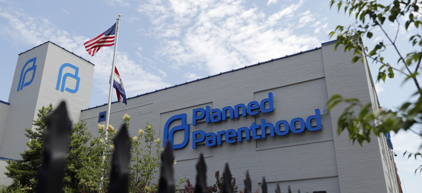 The Planned Parenthood in St. Louis is the only clinic in Missouri that offers abortion services. Some women will have to face the difficult choice of traveling long distances for reproductive healthcare during the Covid-19 pandemic.