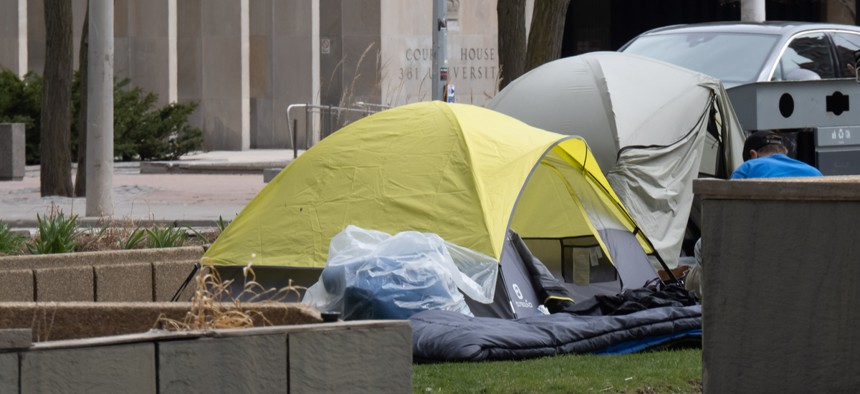 The dangers to homeless people infected with COVID-19 are significant.