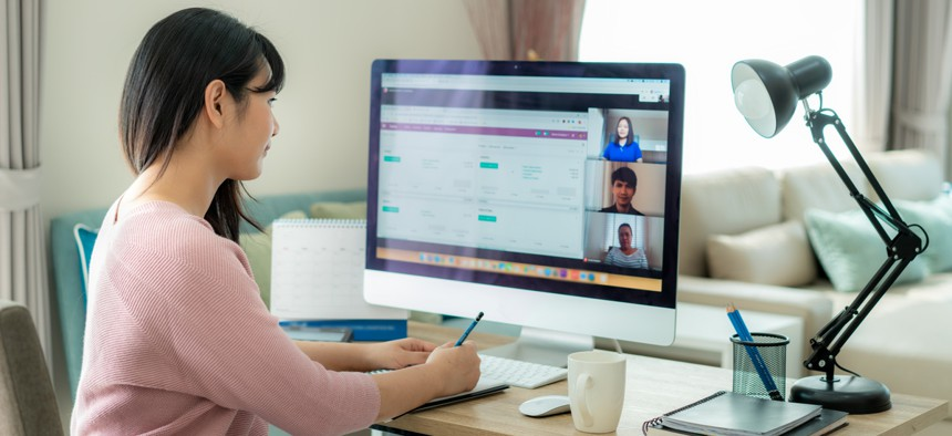 State and local government employees have transitioned to remote work en masse, requiring employers to adopt new approaches to keep employees engaged.