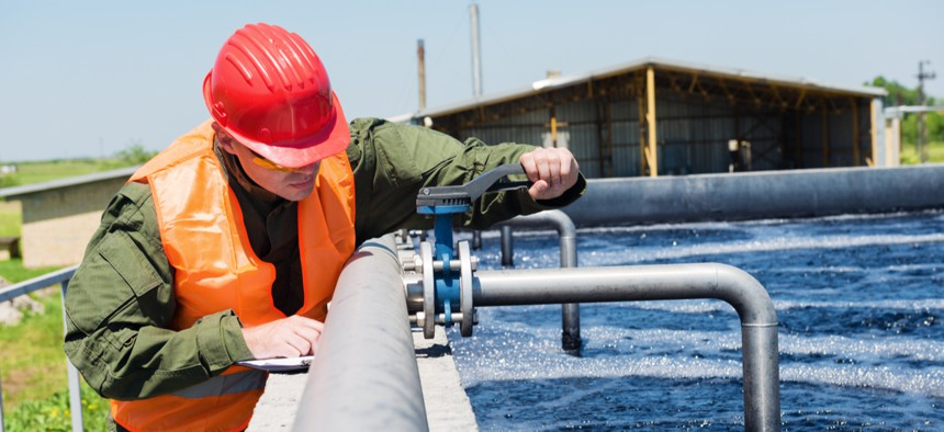 Wastewater surveillance can help communities increase Covid-19 testing capabilities.